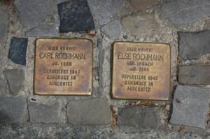 Stein des Anstosses 2 leibnitzstr.