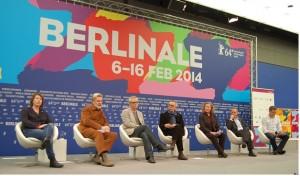 ベルリン映画祭公式記者会見