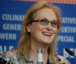 Meryl Streep Presskonferenz